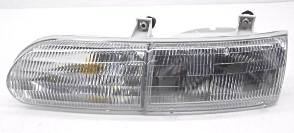 Damon Daybreak Left (Driver) Replacement Headlight Unit