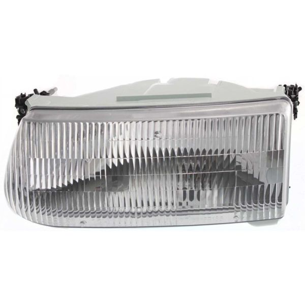 Alfa Alfa Left (Driver) Replacement Headlight Assembly