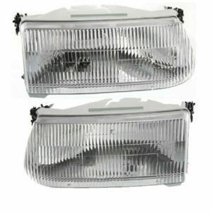 Airstream Land Yacht Headlight Assembly Pair (Left & Right)