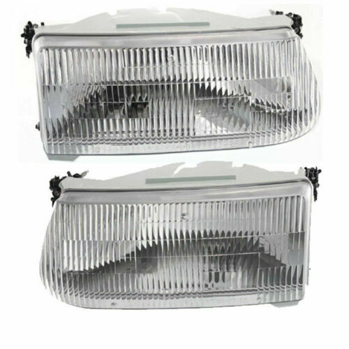 Rexhall Vision Replacement Headlight Assembly Pair (Left & Right)