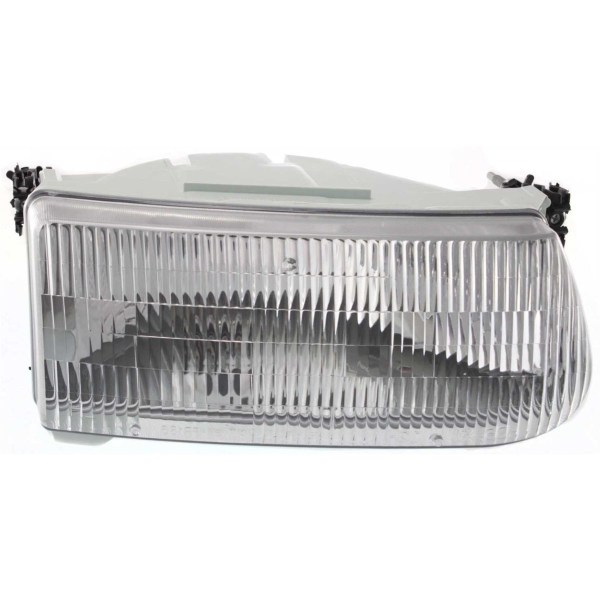 Alfa See Ya Gold Right (Passenger) Replacement Headlight Assembly