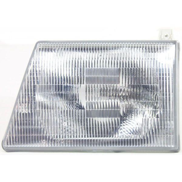 Damon Ultrasport (Class C) Left (Driver) Replacement Headlight Assembly