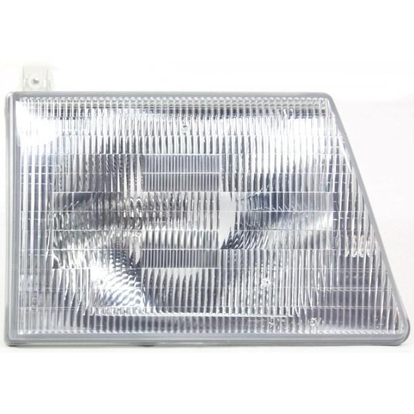 Fleetwood Jamboree (Class C) Right (Passenger) Replacement Headlight Assembly