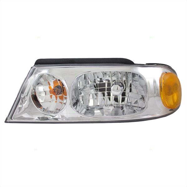 Vision Condor (Class A) Left (Driver) Replacement Headlight Assembly
