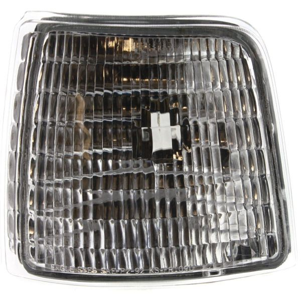 Thor Motor Coach Pinnacle Left (Driver) Corner Side Marker Lamp Unit