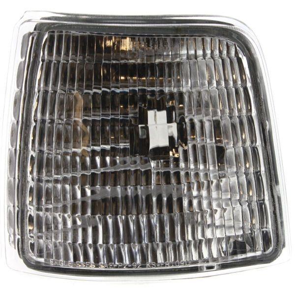 Tiffin Allegro (35ft) Left (Driver) Corner Side Marker Lamp Unit