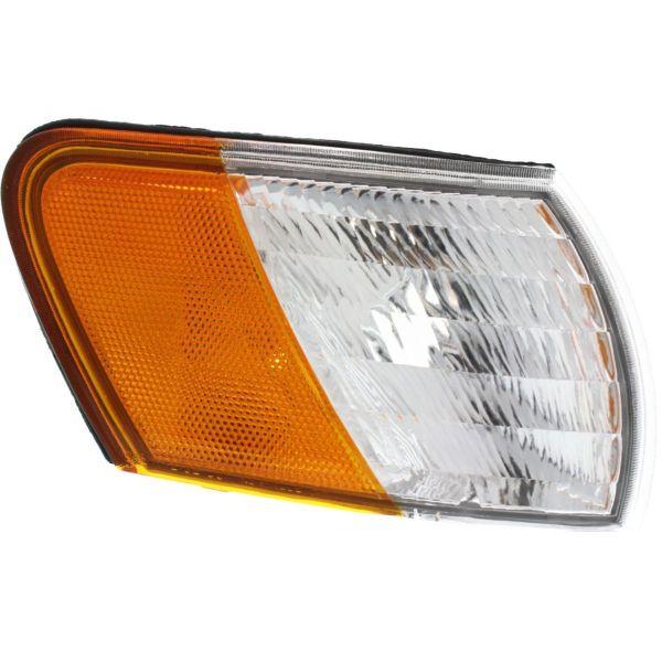 Safari Continental Left (Driver) Corner Turn Signal Lamp Unit