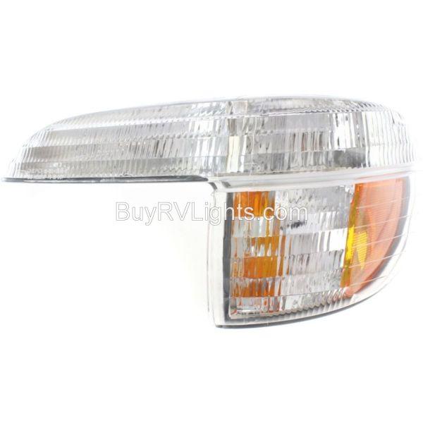 Alfa See Ya Left (Driver) Corner Turn Signal Lamp Unit
