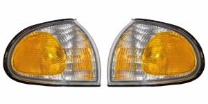 Holiday Rambler Vacationer Turn Signal Corner Light Pair (Left & Right)