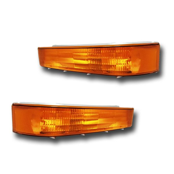 Fleetwood Bounder (GAS) Turn Signal Lamps Unit Pair (Left & Right)