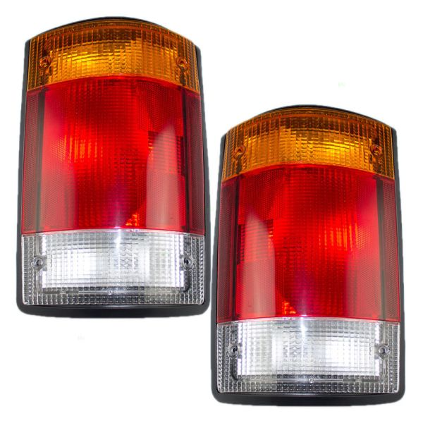Safari Trek Replacement Tail Light Pair (Left & Right) with Gasket