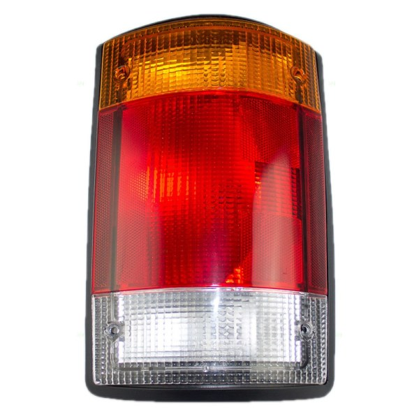 Western RV Alpine Right (Passenger) Replacement Tail Light with Gasket