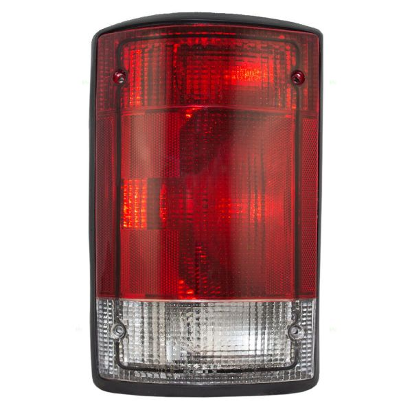 Rexhall Vision Left (Driver) Replacement Tail Light with Gasket