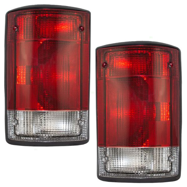 Rexhall Anthem Replacement Tail Light Pair (Left & Right) with Gasket