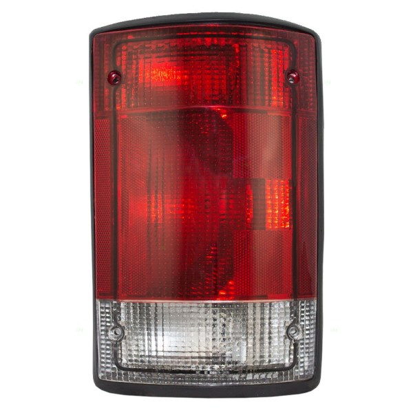 Rexhall Vision Right (Passenger) Replacement Tail Light with Gasket