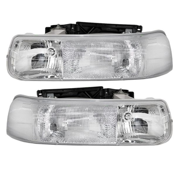 Foretravel U320 Replacement Headlight Assembly Pair (Left & Right)