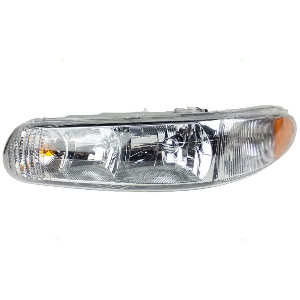 Safari Passage Left (Driver) Replacement Headlight Assembly