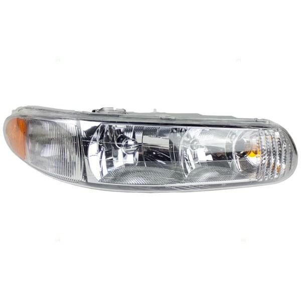 Safari Passage Right (Passenger) Replacement Headlight Assembly