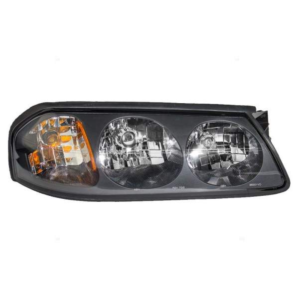 Damon Escaper Right (Passenger) Replacement Headlight Assembly