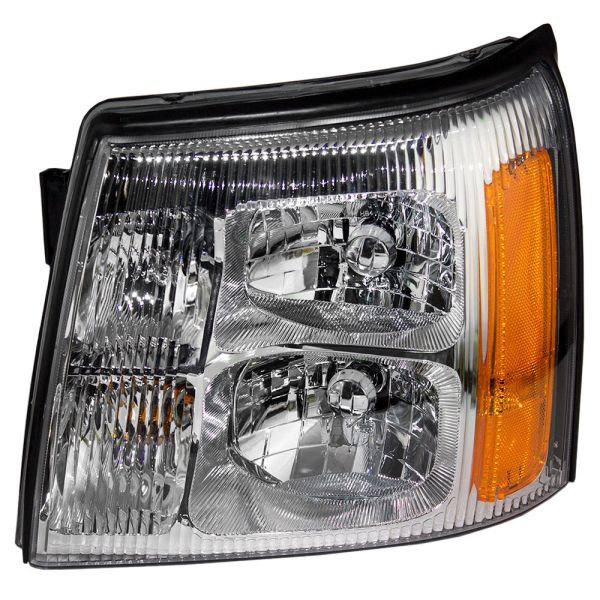 Safari Compression Left (Driver) Replacement Headlight Assembly