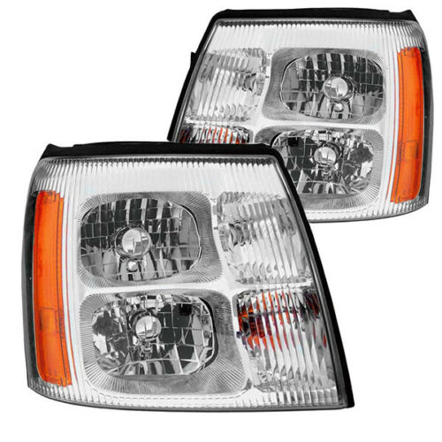 Damon Challenger Replacement Headlights Assembly Pair (Left & Right)