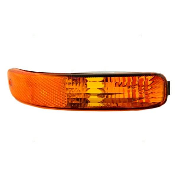 Fleetwood Terra Right (Passenger) Replacement Turn Signal Light Lens & Housing