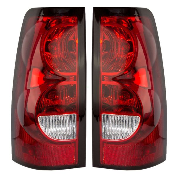 Tiffin Zephyr Replacement Upper Tail Light Assembly Pair (Left & Right)