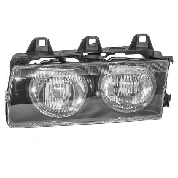 Fleetwood American Tradition Left (Driver) Replacement Headlight Assembly