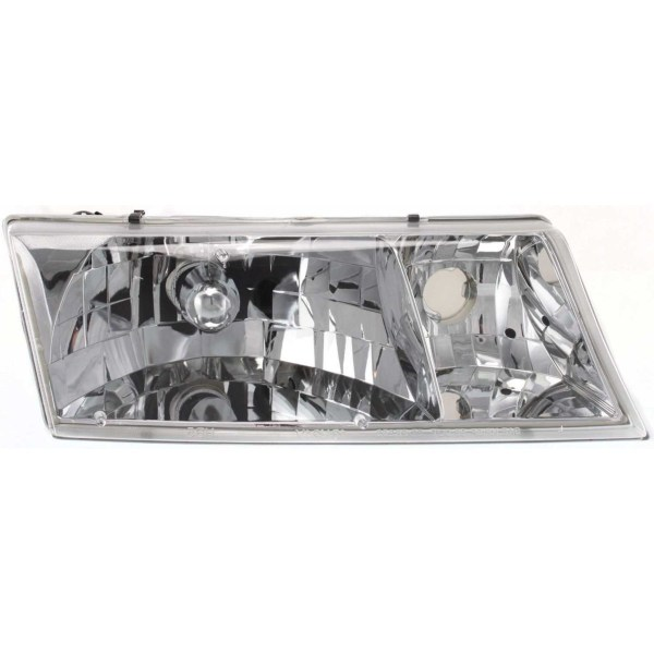 Fleetwood Excursion Left (Driver) Replacement Headlight Assembly