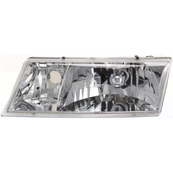 Fleetwood Excursion Right (Passenger) Headlight Assembly