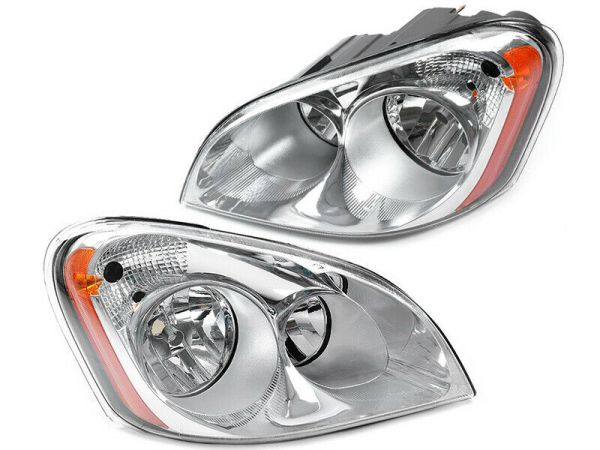 Renegade Ikon Replacement Headlights Assembly Pair (Left & Right)