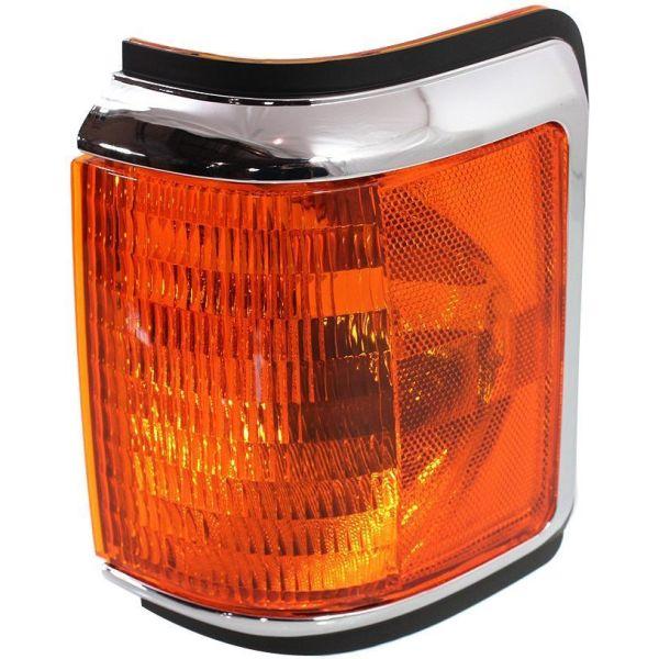 Country Coach Allure Left (Driver) Corner Turn Signal Lamp Unit