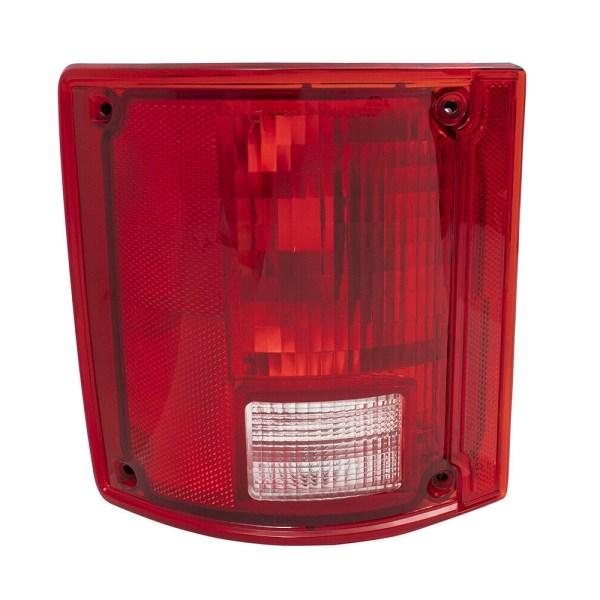 Safari Trek Right (Passenger) Upper Replacement Tail Light Lens & Housing