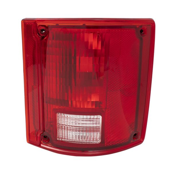 National RV Surf Side Right (Passenger) Replacement Tail Light Lens & Housing