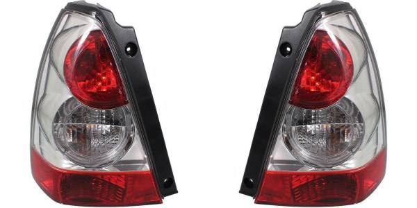 Fleetwood Discovery Replacement Tail Light Assembly Pair (Left & Right)