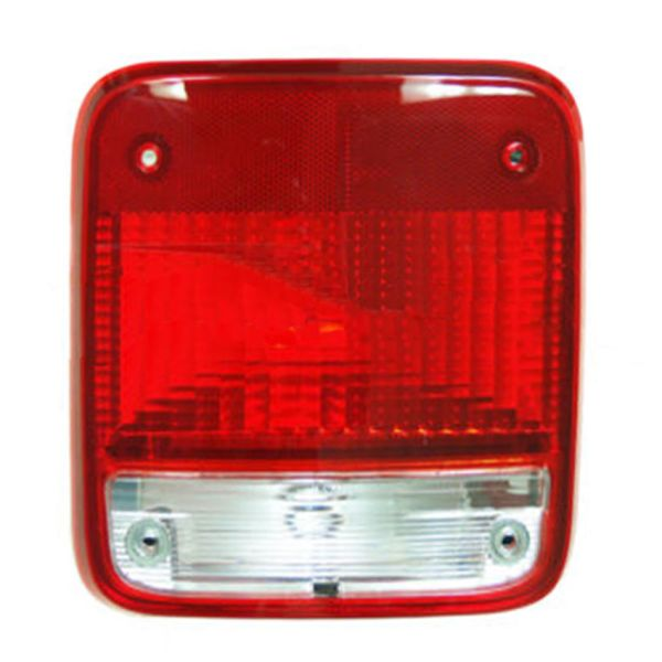 Fleetwood Bounder (GAS Type) Left (Driver) Replacement Tail Light Rear Lamp Unit