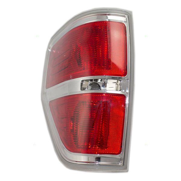 Tiffin Zephyr Left (Driver) Replacement Tail Light Unit