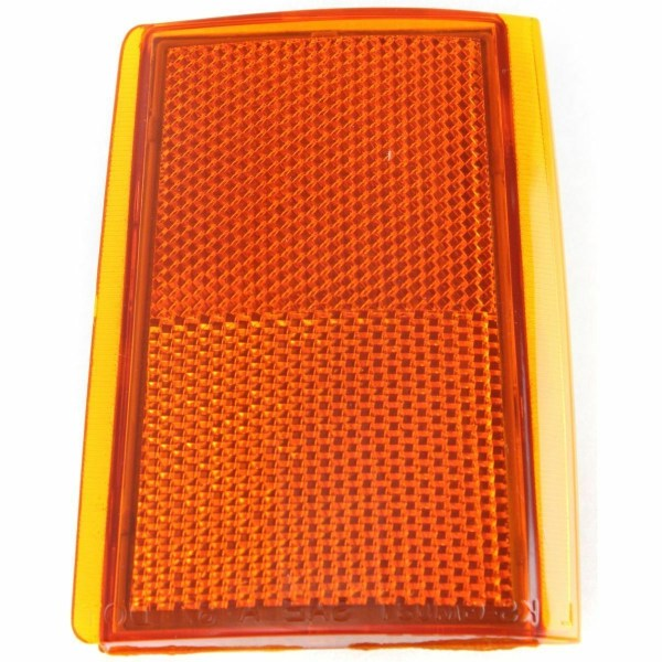 Tiffin Allegro Bay Right (Passenger) Replacement Upper Side Marker Lamp Unit