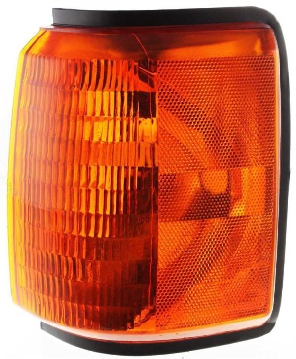 Monaco Windsor Left (Driver) Corner Turn Signal Lamp Unit