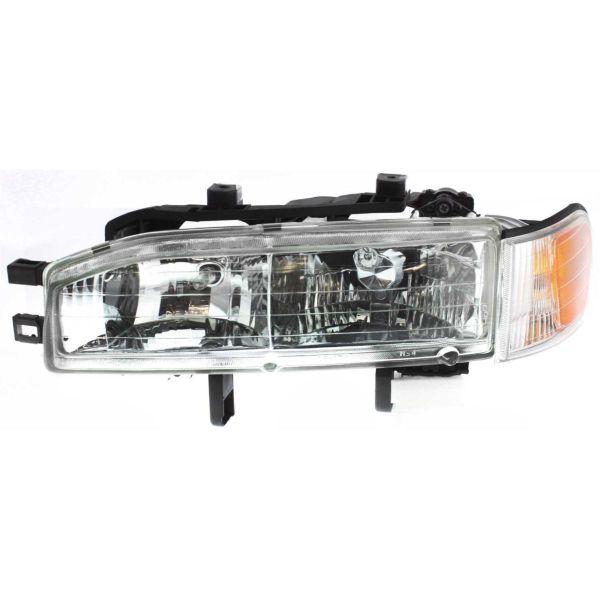 Monaco Knight Replacement Left (Driver) Headlight & Corner Light Assembly
