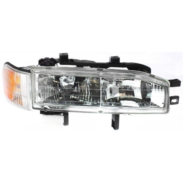 Monaco Knight Replacement Right (Passenger) Headlight & Corner Light Assembly