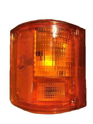 Damon Challenger Left (Driver) Replacement Rear Turn Signal Light Lens & Housing