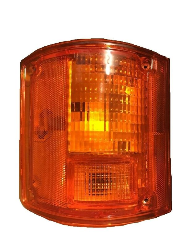 Fleetwood Excursion Left (Driver) Replacement Rear Turn Signal Light Lens & Housing