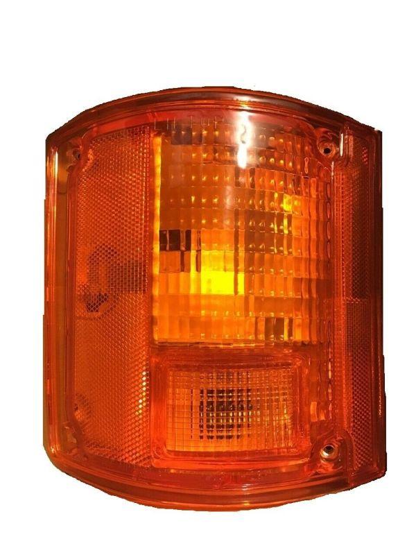 Georgie Boy Pursuit Left (Driver) Replacement Rear Turn Signal Light Lens & Housing