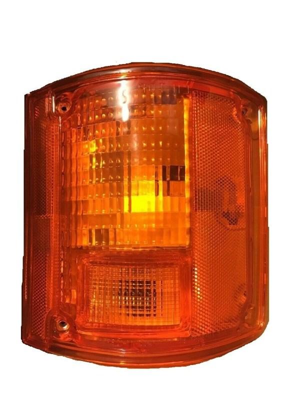 Georgie Boy Pursuit Right (Passenger) Replacement Rear Turn Signal Light Lens & Housing