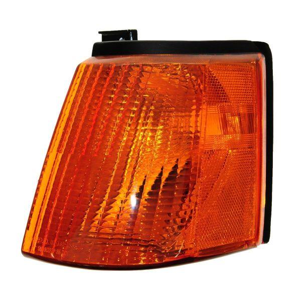 Holiday Rambler Alumi Lite Left (Driver) Replacement Corner Turn Signal Light Unit