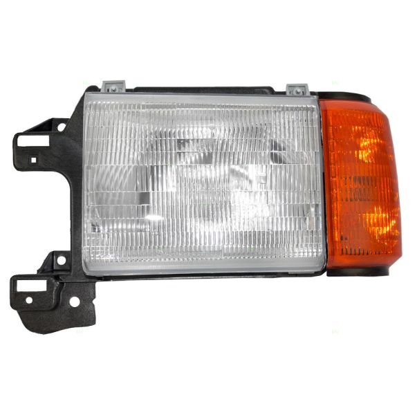 Monaco Windsor Replacement Left (Driver) Replacement Headlight & Corner Light Assembly