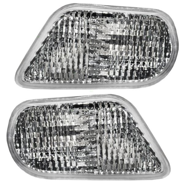 Newmar Dutch Star Replacement Turn Signal Light Unit Pair (Left & Right)