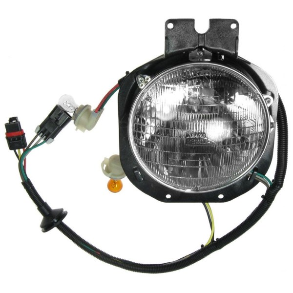 Safari Cheetah Right (Passenger) Replacement Outer Headlight Assembly