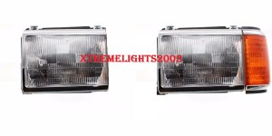 Coachmen Crown Royal Replacement Left Side (Driver) Headlights & Corner Light Assembly